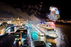 Liverpool cruise terminal plan