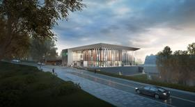 University of Stirling Sports Centre - FaulknerBrowns Architects