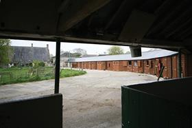 Pilsdon loose boxes