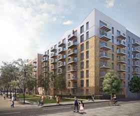 Lendlease, the timberyard deptford, plot 4 image 2