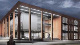 UWE Bristol Engineering building