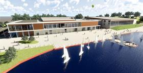 Leisure centre plans approved image embedded 696x360