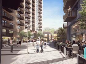 L&G Macbean development Woolwich