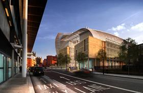 Mipim project 2012 - The Francis Crick, UK