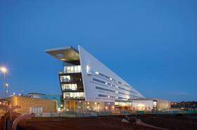 Bournville College, Broadway Malyan, Shepherd Construction, Modwen