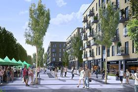 Countryside south Oxhey regeneration