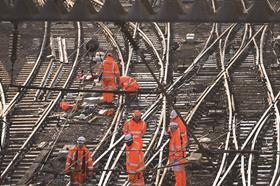 PA Images Network Rail