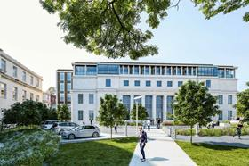 University of Leeds - Sir William Henry Bragg Building