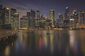 Int cost Singapore
