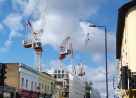 Greenwich crane collapse
