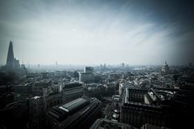 London skyline city of london