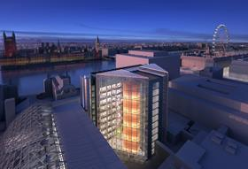 Hopkin's and ISG's St Thomas' hospital scheme