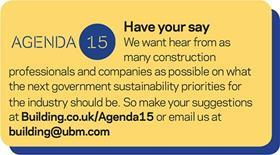 Agenda 15 Have Your Say