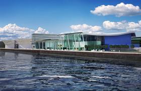 Liverpool events centre - ISG