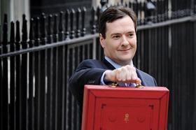 George Osborne Budget 2014