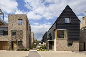 Countryside Properties is up for an RIBA Client of the Year Award for Abode, Great Kneighton, Cambridge.