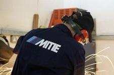 Mitie worker