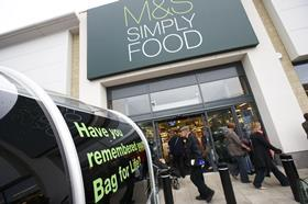 Marks Spencer Simply Food