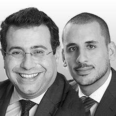 Raid Abu-Manneh and Wisam Sirhan