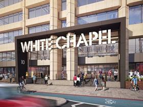 White Chapel Building
