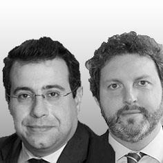 Raid Abu Manneh and Dany Khayat
