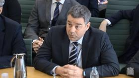 richard howson at Carillion inquiry