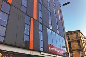 Glasgow easyHotel