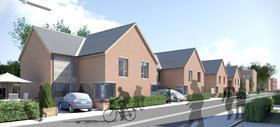 Castleward development in Derby designed by HTA