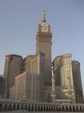 Makkah Clock Royal Tower / Abraj Al Bait