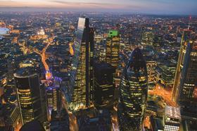 London skyline / Cheesegrater