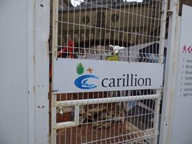 Carillion in trouble