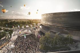 Populous Bristol Arena