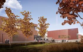 Coombe wood school sheppard robson