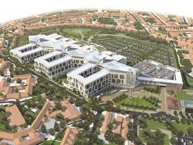Southmead Hospital Aerial