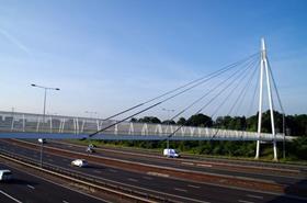 M60 sale water park footbridge