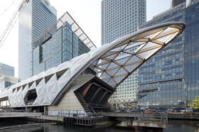 Canary Wharf Crossrail Station - Foster + Partners