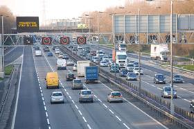 Managed motorways, roads, highways, highway, toll