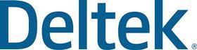 Deltek logo blue spot 2017