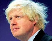 Borish Johnson