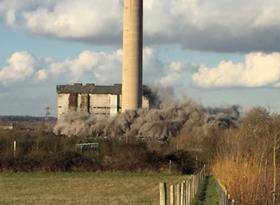 Didcot collapse