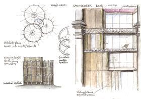 Wilkinson Eyre sketch