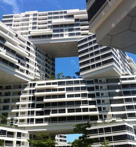 The Interlace, Singapore
