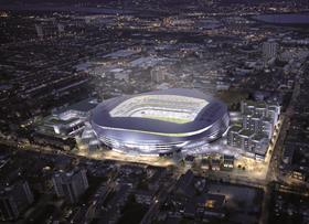 Tottenham Hot Spurs Stadium