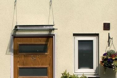 IG Doors & Ig Doors Newport \u0026 Excellent Livingston Full View Decorative Beveled ...