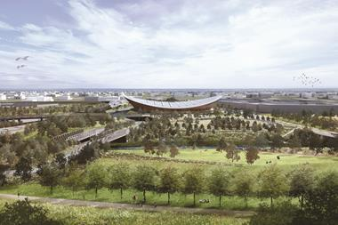 Bam Nuttall Bags 76m Olympic Park Rebuild Job