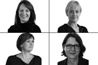 Women in architecture 2018