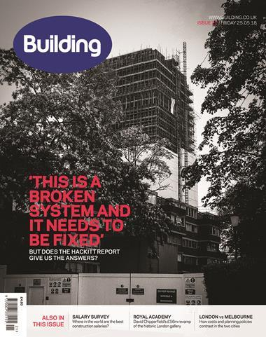 Building 25 May 2018