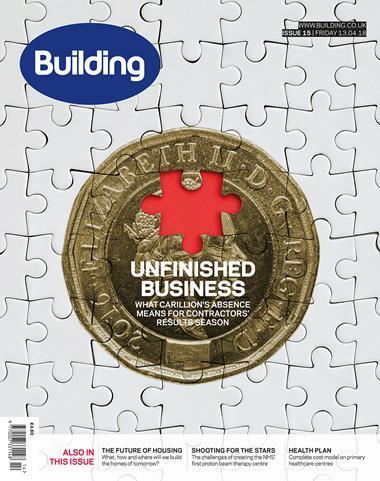 Building 13 April 2018
