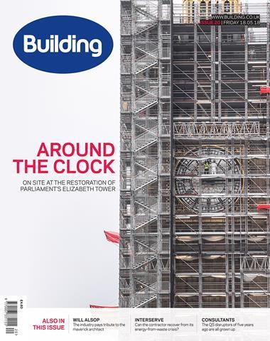Building 18 May 2018
