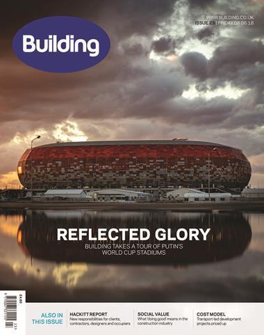 Building 8 June 2018